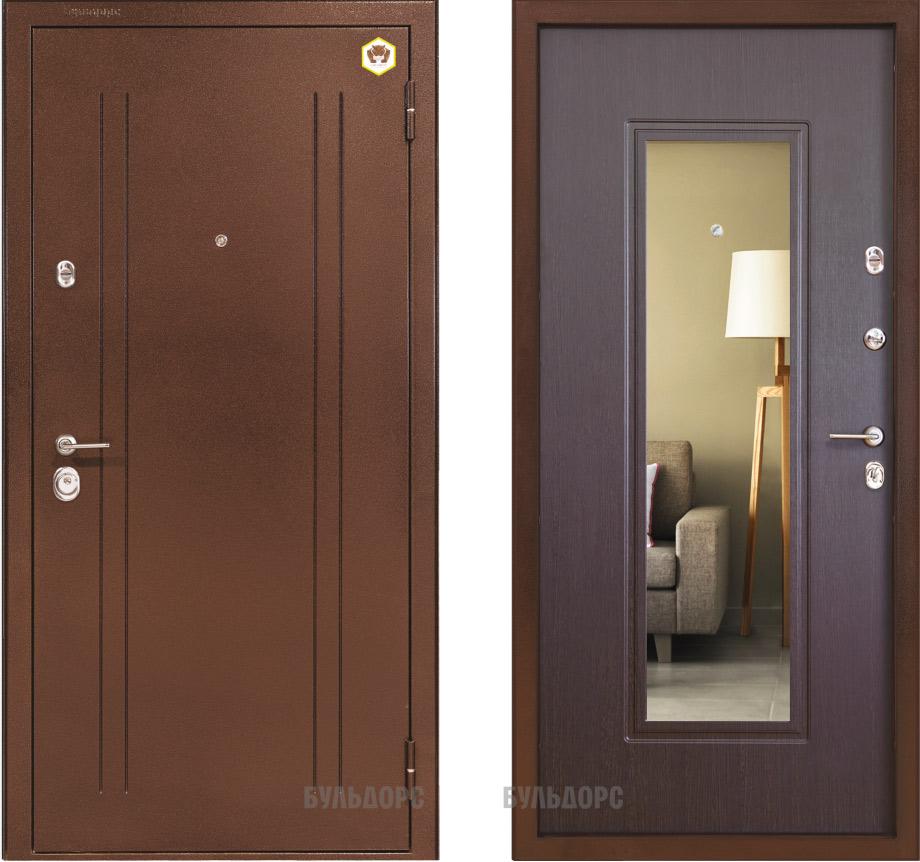 Дверь отличается высокими тепло- и звуко- изоляционными качествами и устойч